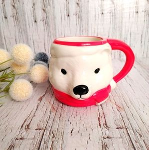INDIGO | Christmas Holiday Polar Bear Mug
